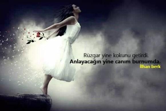 rüzgar yine kokunu getirdi - Sevgiye Dair Sözler - Resimli Sevgi Mesajları, ask-sozleri