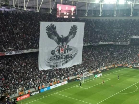 Burası Beşiktaş - Beşiktaş İle İlgili Resimli Sözler - Beşiktaş Sözleri Ve Kareografileri, resimli-sozler