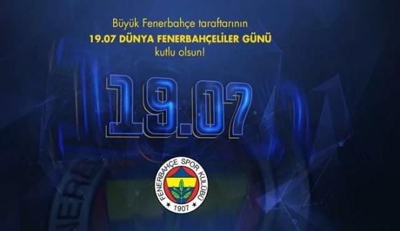 Dünya Fenerbahçeliler günü kutlu olsun - Fenerbahçe İle İlgili Resimli Sözler - Fenerbahçe Sözleri Ve Kareografileri, resimli-sozler