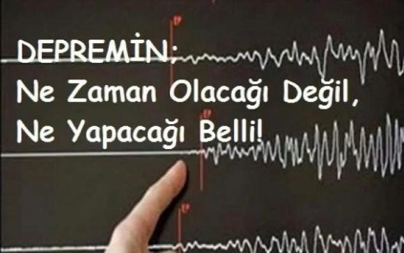 Deprmin ne zaman olacağı değil ne yapacağı belli - Deprem İle İlgili Sözler - Deprem Sözleri, Acı Sözler, Üzgün Anlar, guzel-mesajlar, anlamli-sozler