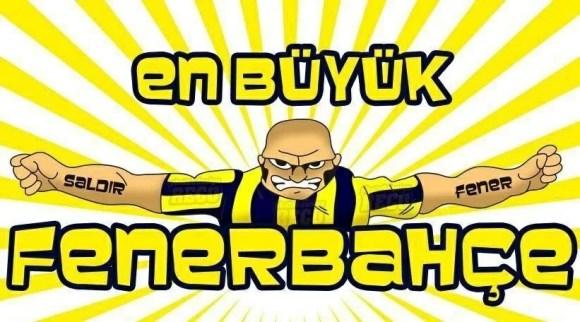 En büyük Fenerbahçe - Fenerbahçe İle İlgili Resimli Sözler - Fenerbahçe Sözleri Ve Kareografileri, resimli-sozler