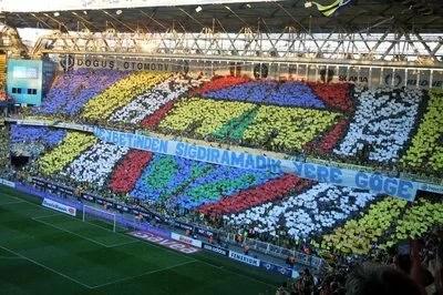 Fenerbahçe - Fenerbahçe İle İlgili Resimli Sözler - Fenerbahçe Sözleri Ve Kareografileri, resimli-sozler