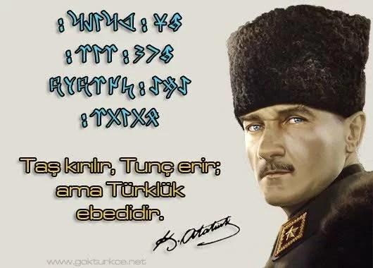 Taş kırılır tunç erir ama Türklük ebedidir - Ülkücü İle İlgili Resimli Sözler - Ülkücü Sözleri, Milliyetçilik, Türk Sözleri, resimli-sozler, populer-sozler, guzel-mesajlar, anlamli-sozler