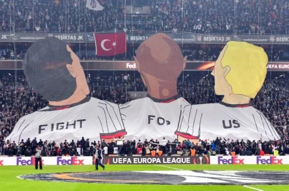 Vodafone arena BJK - Beşiktaş İle İlgili Resimli Sözler - Beşiktaş Sözleri Ve Kareografileri, resimli-sozler