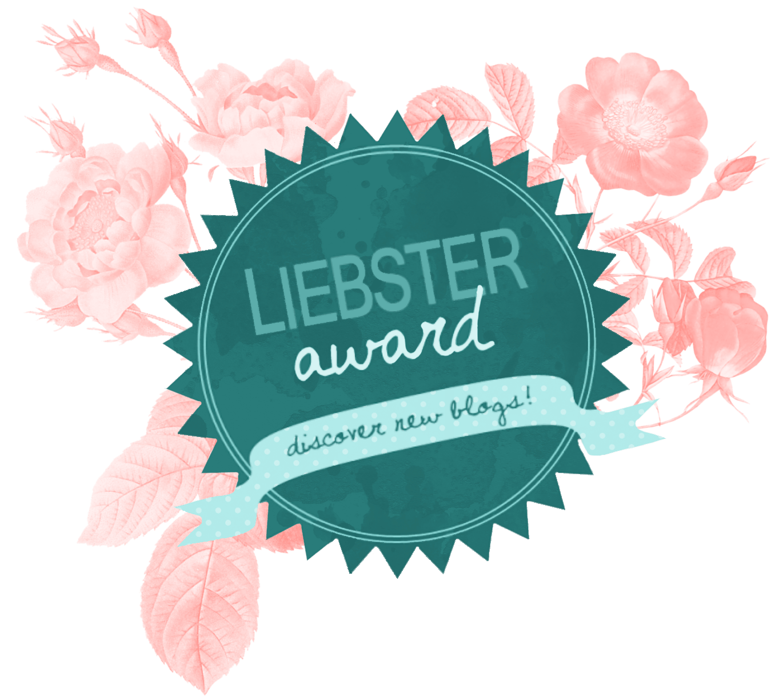 The Liebster Blog Award Nomination!