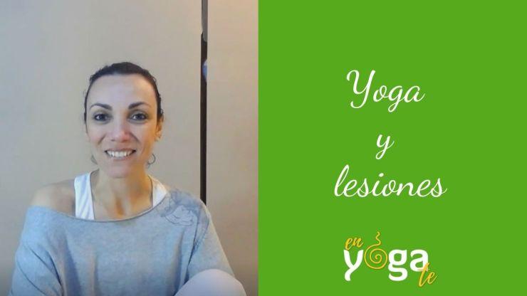 Yoga y lesiones