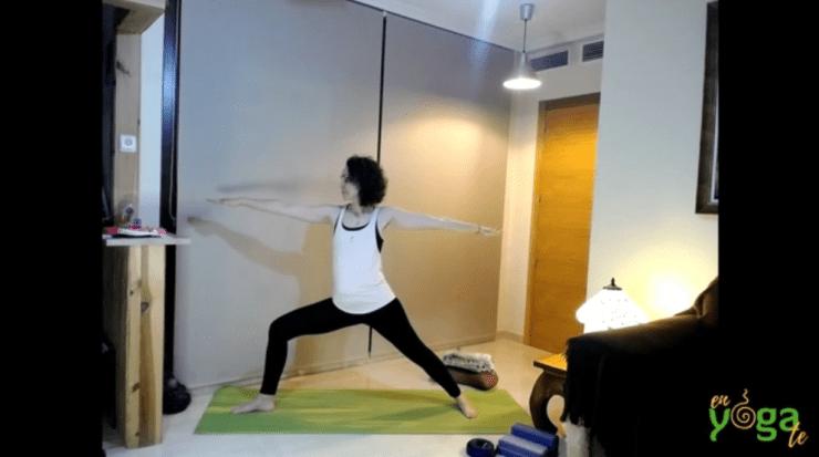 Serie de yoga para despertar el poder interior