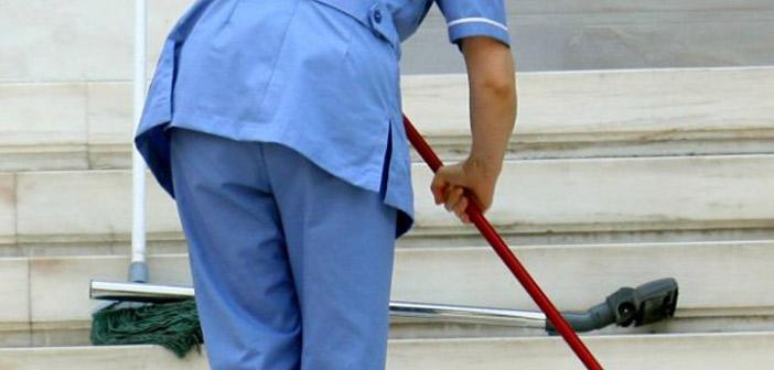 Προκήρυξη θέσεων εργολάβων καθαρισμού σχολείων