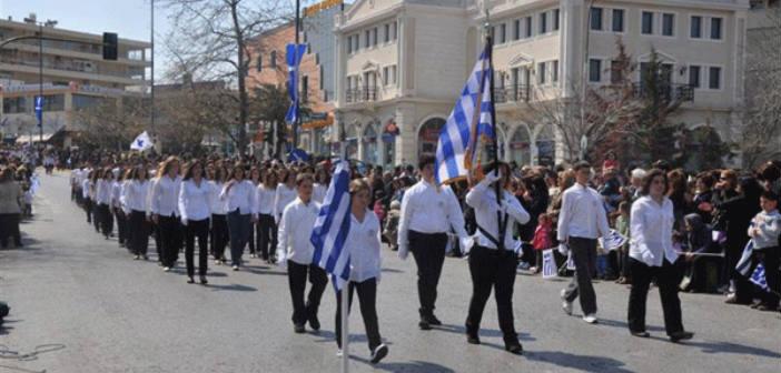 Εκδηλώσεις για τον εορτασμό της 25ης Μαρτίου