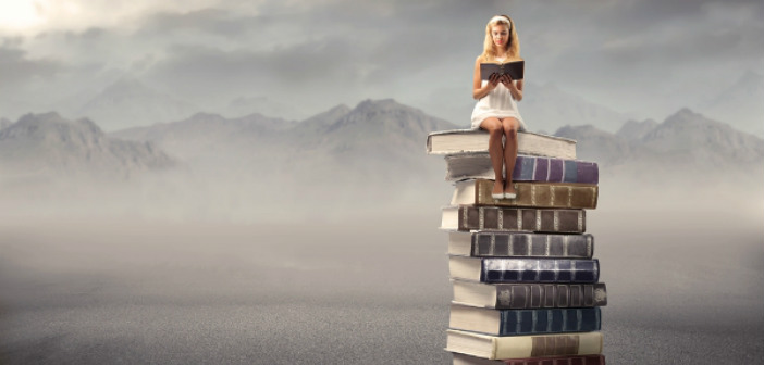 Φανατικοί βιβλιοφάγοι