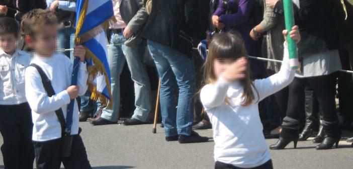 Εκδηλώσεις Παιδικών για την 25η Μαρτίου