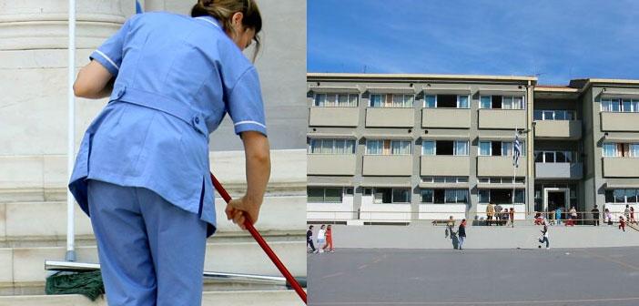 Λύση Θεοδωρικάκου στο πρόβλημα των εργαζομένων στην καθαριότητα των σχολείων – Περνούν στους δήμους