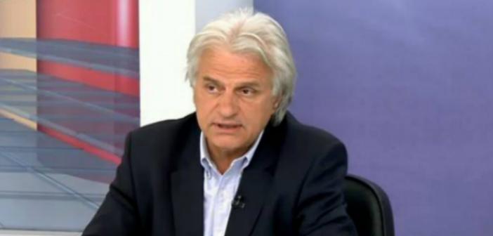 Γ. Σταθόπουλος: Στερνό αντίο στον Γιάννη Βουτσινά