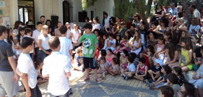 Γιορτή λήξης για τον 9ο Μαραθώνιο Παιδικής Ανάγνωσης