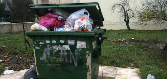Περιορισμό εναπόθεσης απορριμμάτων ζητεί ο Δήμος Κηφισιάς