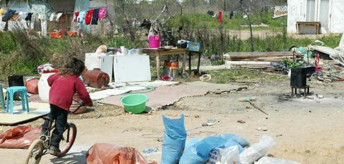 Οι ΚΟΒ του ΚΚΕ στο Χαλάνδρι τοποθετούνται για την καραντίνα στον καταυλισμό των Ρομά