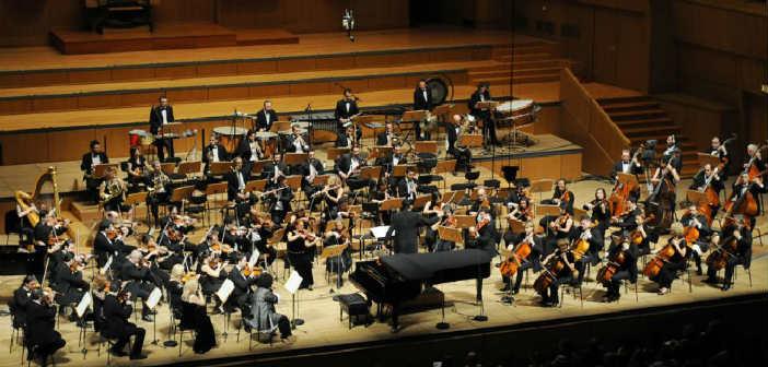 Η Συμφωνική Ορχήστρα της ΝΕΡΙΤ παίζει στην Κηφισιά