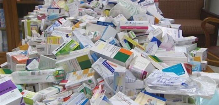 Μεγάλη ανταπόκριση στη συγκέντρωση φαρμάκων για τη Γάζα
