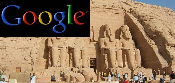 Περιήγηση στην Αρχαία Αίγυπτο… μέσω Google!