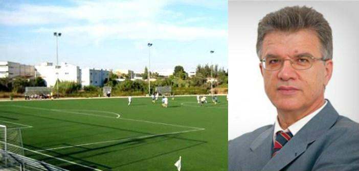 Συμβολή Γ. Θεοδωρακόπουλου για τις αδειοδοτήσεις αθλητικών χώρων