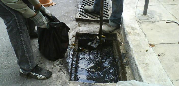 Έργα καθαρισμού δικτύου ομβρίων υδάτων στο Χαλάνδρι