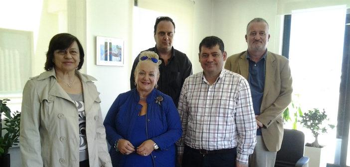 Με τον δήμαρχο συναντήθηκε ο Σύλλογος «Η Πεύκη»