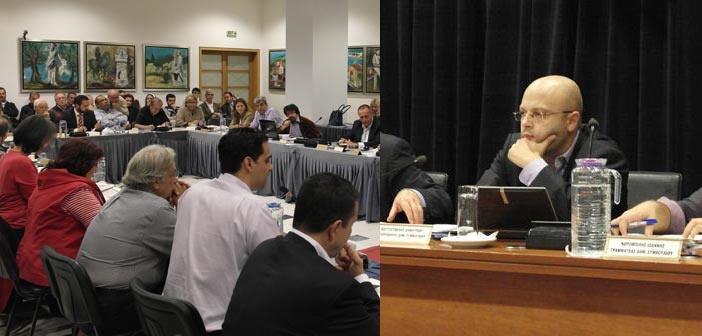 Υψηλές προσδοκίες καλλιεργεί η στάση του Δημήτρη Κουτσουβέλη