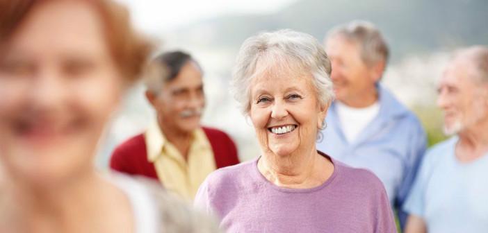 Ομιλία για τον τρόπο ζωής των ηλικιωμένων στη Β. Ευρώπη στο 6ο ΚΑΠΗ Νίκαιας