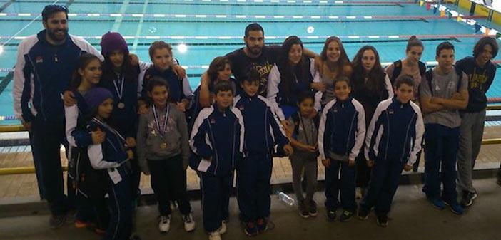 Νέα κολυμβητική διάκριση για τον Αθλητικό Όμιλο Πεντελικού