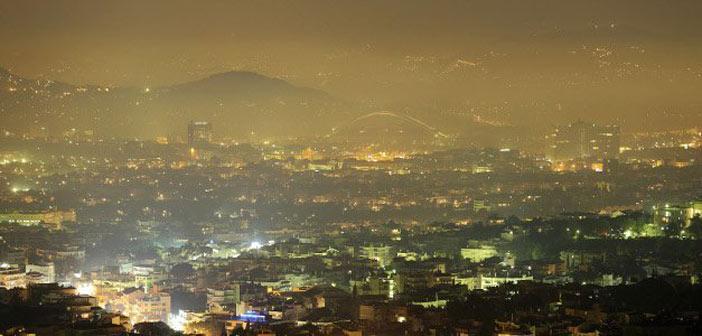 ΙΝ.ΚΑ. Αγίας Παρασκευής: Η καύση αμφιβόλου ποιότητας υλικών σε τζάκια δημιουργεί αιθαλομίχλη