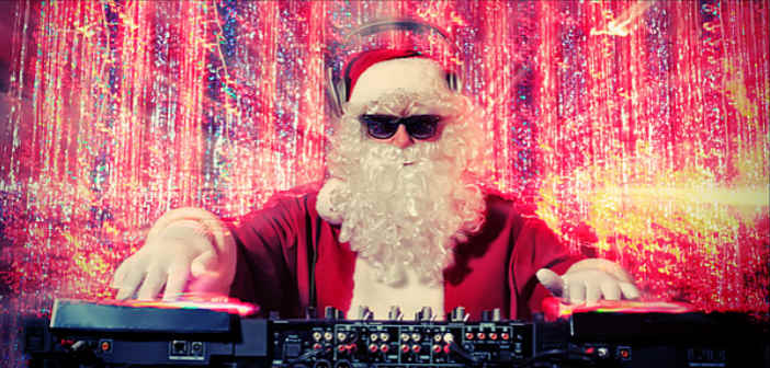 Χριστουγεννιάτικο πάρτι στο Πολιτιστικό Κέντρο «Μελίνα Μερκούρη»