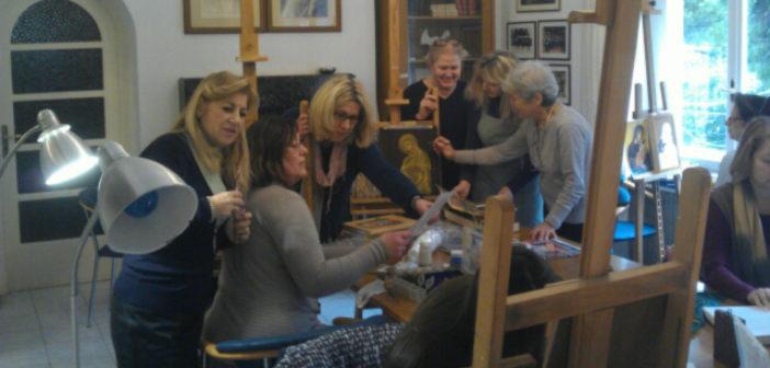 Ξεκινούν τα μαθήματα Αγιογραφίας στον Δήμο Κηφισιάς