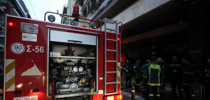 Νέα Ιωνία Αττικής: Νεκρή από πυρκαγιά σε διαμέρισμα
