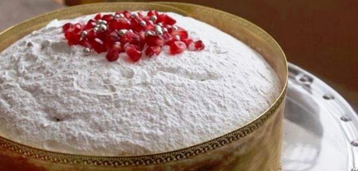 Κοπή πρωτοχρονιάτικης πίτας του Ιωνικού Συνδέσμου