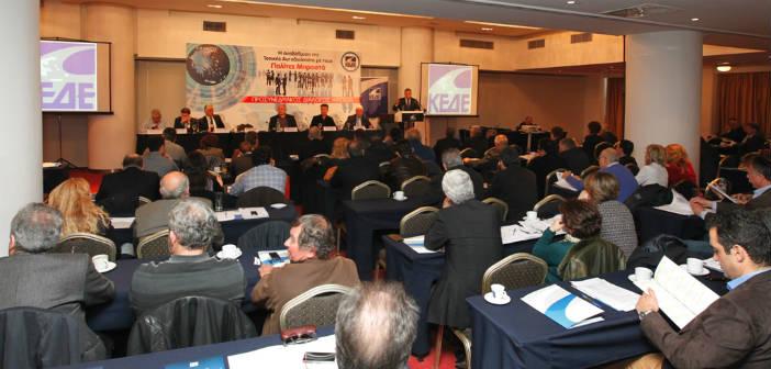 Υγεία & κοιν. πρόνοια στο επίκεντρο του προσυνεδρίου της ΚΕΔΕ στον Βόλο