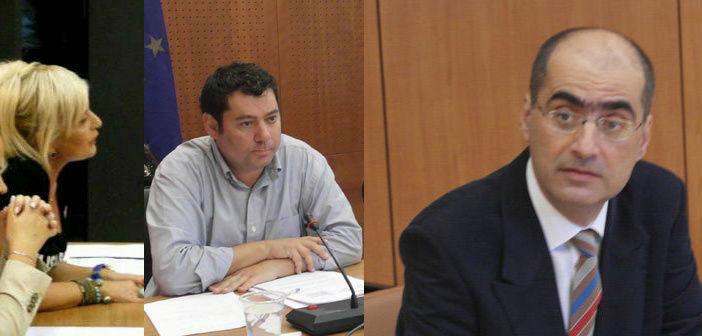 Δ. Κωνστάντος: «Τη φυγή επέλεξαν Τ. Μαυρίδης & Μ. Πατούλη»