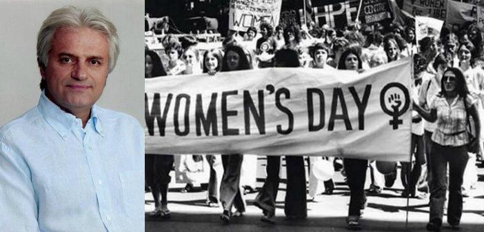 Μήνυμα δημάρχου Αγ. Παρασκευής για την Παγκόσμια Ημέρα της Γυναίκας