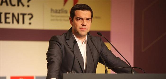 Αλέξης Τσίπρας: Δεν ξεθωριάζουν οι «κόκκινες γραμμές» μας