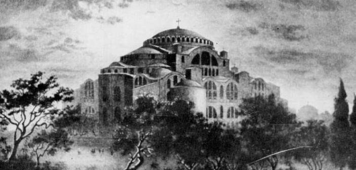 Ψήφισμα κατά της μετατροπής της Αγίας Σοφίας σε τζαμί θα «κατεβάσει» στο Δ.Σ. Αγίας Παρασκευής ο δήμαρχος