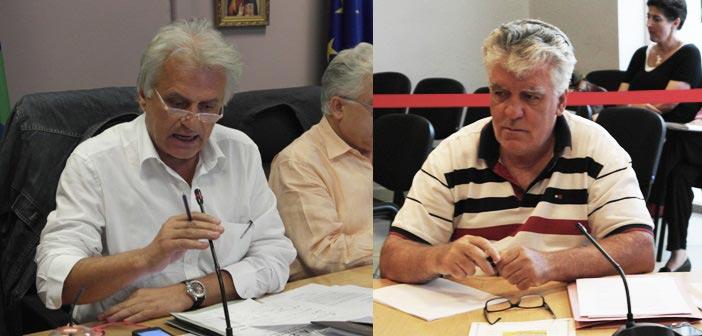 «Βγήκαν πάλι μαχαίρια» μεταξύ Γ. Σταθόπουλου και Β. Ζορμπά