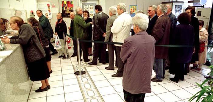 Το Σωματείο Συνταξιούχων Χαλανδρίου – Αγ. Παρασκευής – Χολαργού – Ψυχικού – Βριλησσίων για το ασφαλιστικό ν/σ