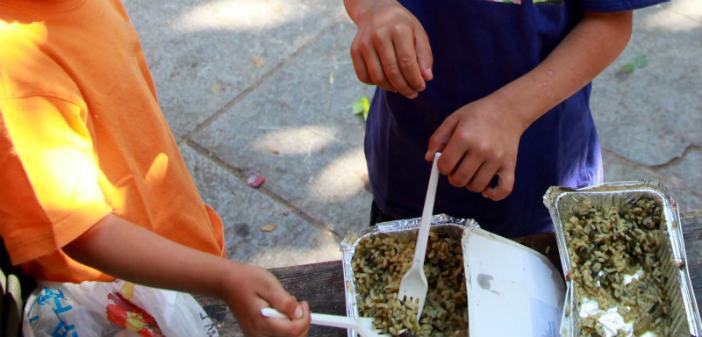 Ενημέρωση ωφελουμένων του Δήμου Χαλανδρίου για το επισιτιστικό