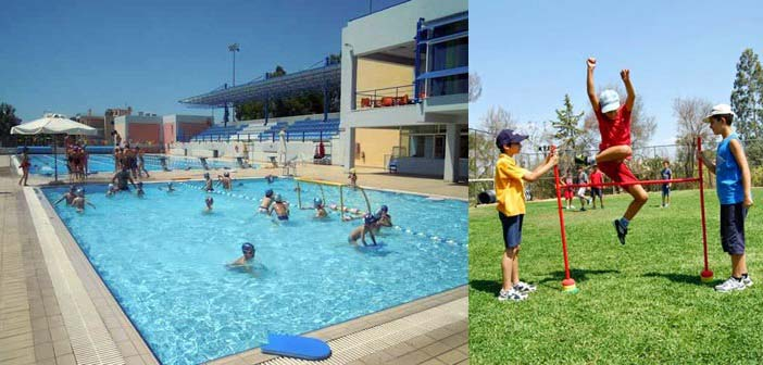 Ραντεβού το επόμενο καλοκαίρι για προγράμματα δημιουργικής απασχόλησης και αθλητικό Camp στον Δήμο Πεντέλης