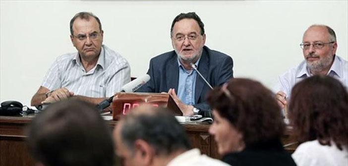 Λαϊκή Ενότητα: Έξοδος από την ευρωζώνη, τέλος τα μνημόνια και οι εκβιασμοί