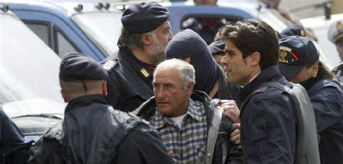 Μαζική σύλληψη μελών της σικελικής μαφίας