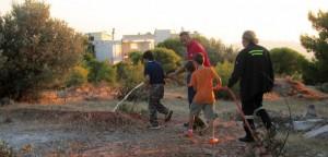 2ο Εθελοντικό Πότισμα - Βριλήσσια (3)
