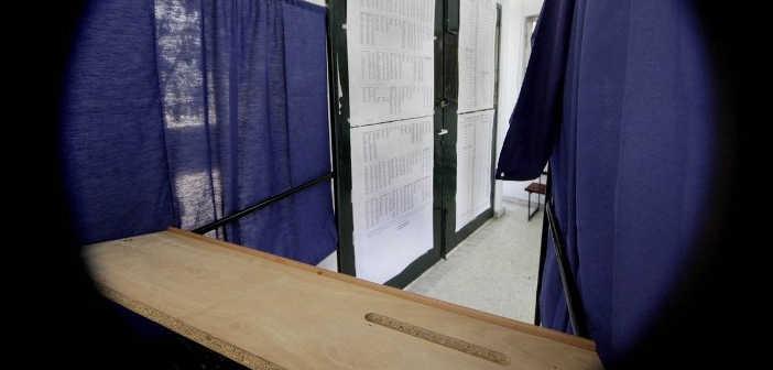 Ρεκόρ αποχής σε επίπεδο εθνικών εκλογών