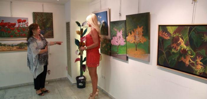 Έκθεση και bazaar δημιουργών τέχνης του Δήμου Λυκόβρυσης – Πεύκης