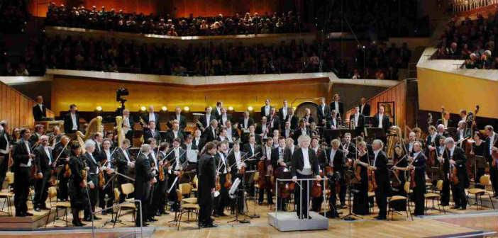 Συναυλία Φιλαρμονικής Ορχήστρας Βερολίνου αναμεταδίδεται στο 3ο Γυμνάσιο