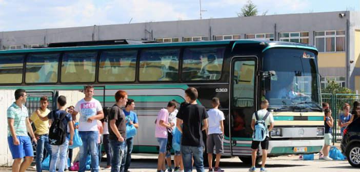 Περιφέρεια Αττικής: Ξεκίνησε η μεταφορά των μαθητών με κάλυψη του 91%